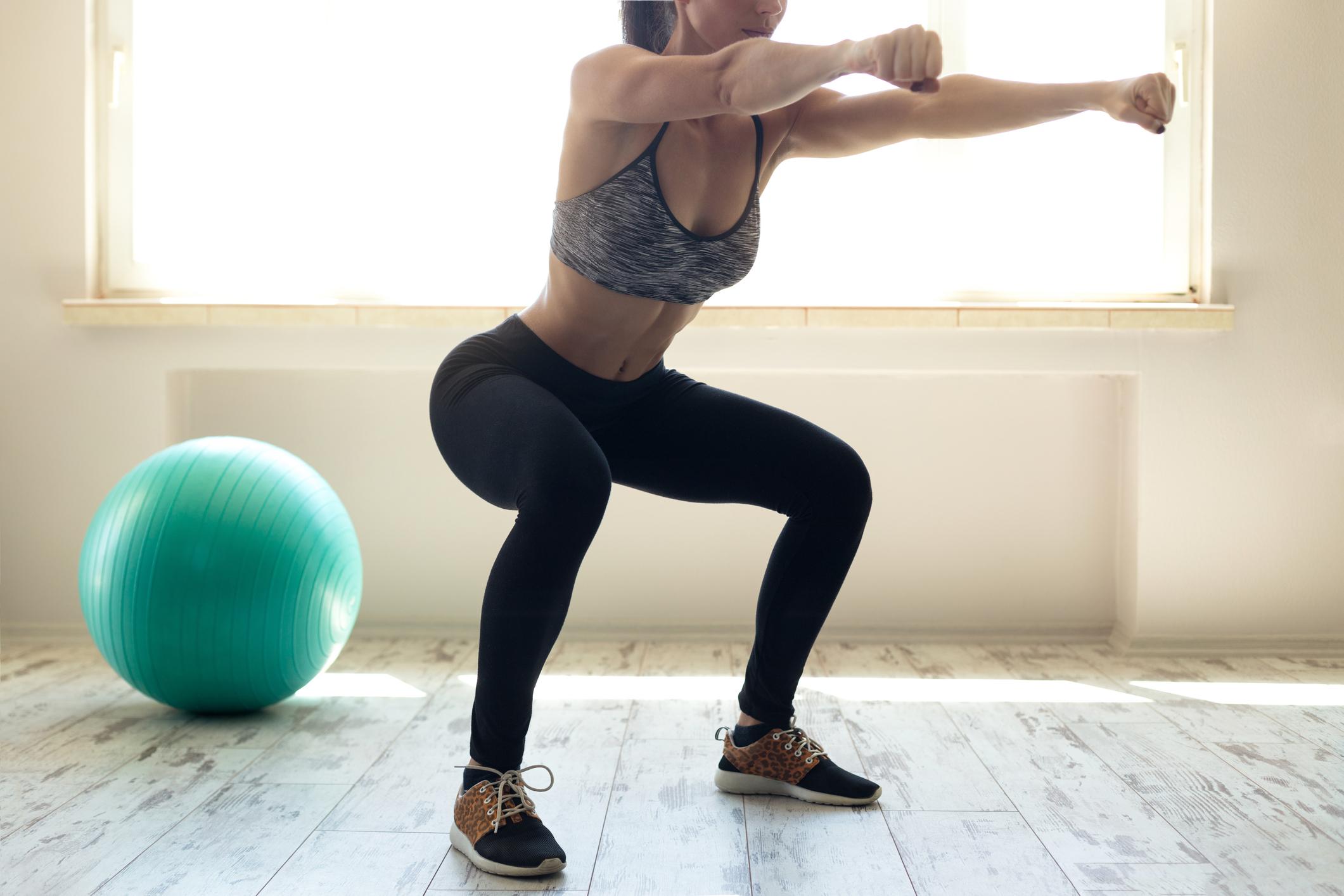 Butt squats